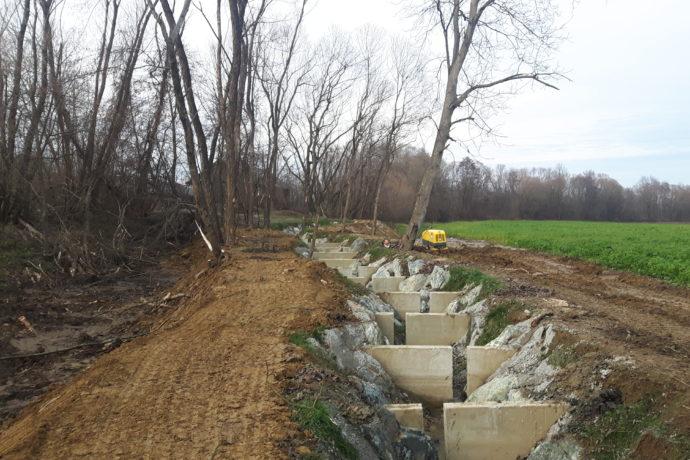 Fertigstellung: Technischer Beckenpass KW Burgau
