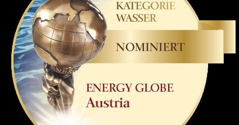 Nominierung Fischlift für Energy Globe Award