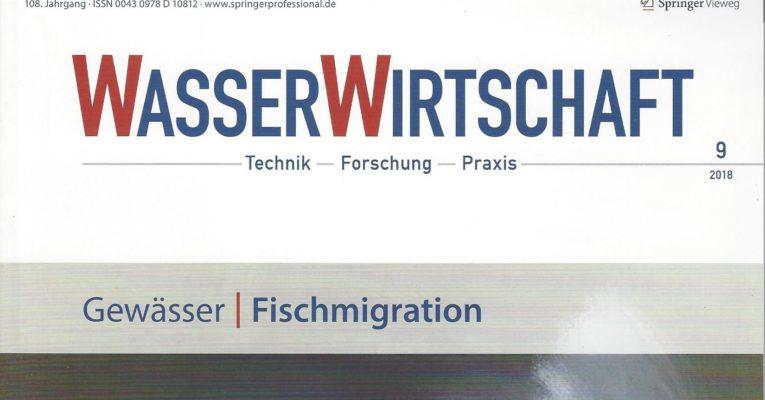 Fachbeitrag: Kombiniertes Fischliftsystem